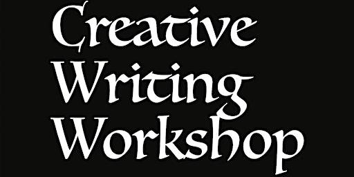 Creative Writing -  8 x Workshop Sessions