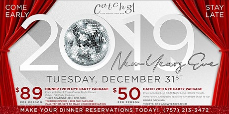 New Years Eve at the Hilton Virginia Beach tickets