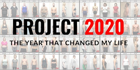 """Project 2020 - """"The Year that changed my life"""" tickets"""