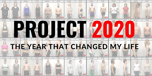 """Project 2020 - """"The Year that changed my life"""""""