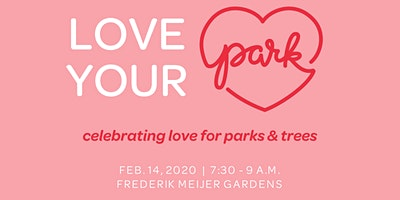 Love Your Park Fundraising Breakfast