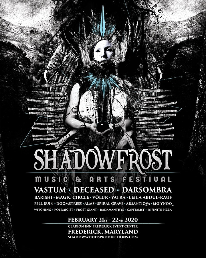 Shadow Frost Music and Arts Festival image