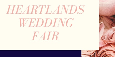 Heartlands Wedding Fair tickets