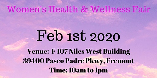 Women's Health and Wellness Fair