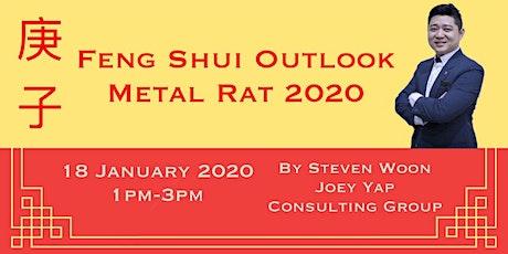 Feng Shui Outlook Metal Rat 2020 tickets