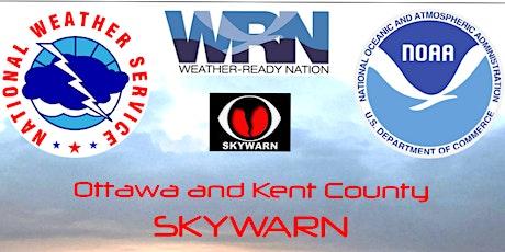 Ottawa/Kent County SKYWARN 2020 tickets