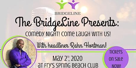 BridgeLine Comedy Night 2020 tickets