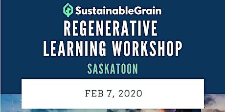 Regenerative Learning Workshop tickets