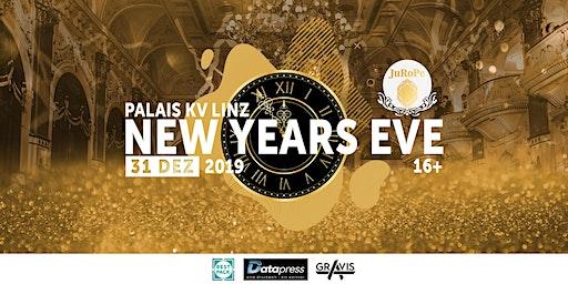 New Years Eve Palais KV Linz