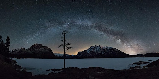 Milky Way March: Banff Photography Workshop
