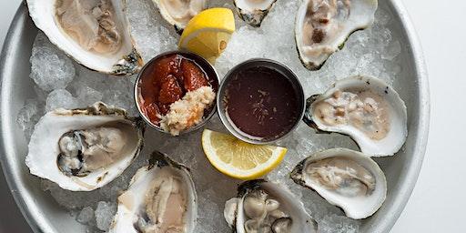 Oyster Shucking Class - February 15, 2020