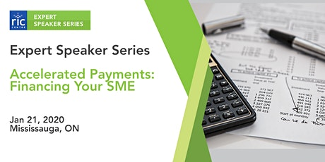Expert Speaker Series: Accelerated Payments tickets