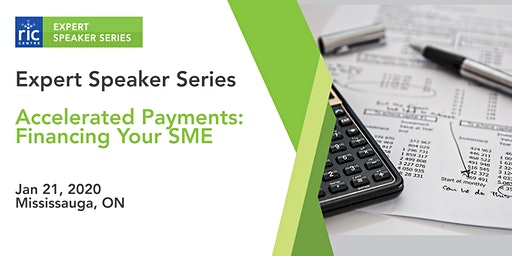 Expert Speaker Series: Accelerated Payments