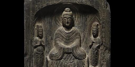 Art in Focus: Votive Stele, Dedicated by Monk Zhilang