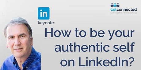 How to be your authentic self on LinkedIn tickets