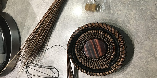 Basket Coiling 2-Day Workshop