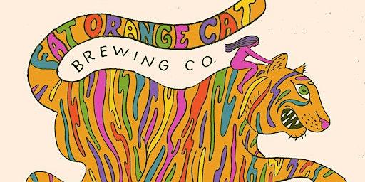 Free Beer Friday Presents: Fat Orange Cat