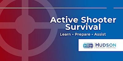 Active Shooter Survival Course