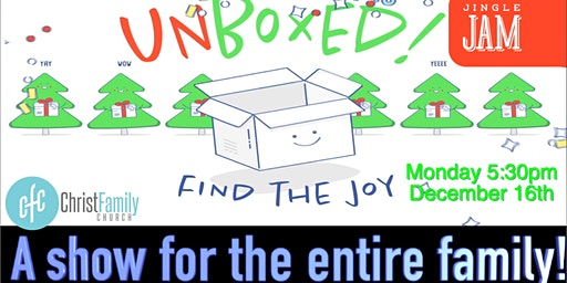 UnBoxed! A Family Christmas Show