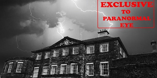 Bishton Hall Staffordshire Ghost Hunt Paranormal Eye UK