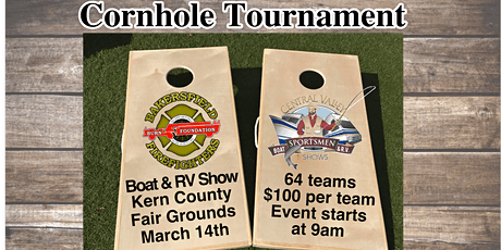 Boat and RV Show Cornhole Tournament  tickets