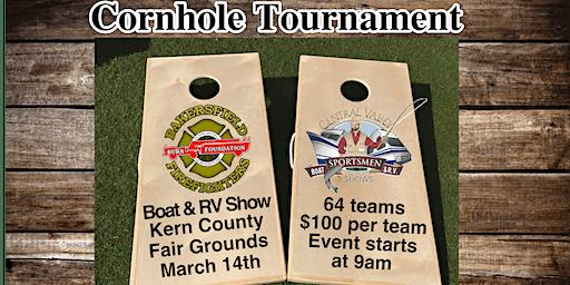 Boat and RV Show Cornhole Tournament