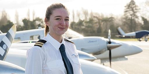 CAE Become a Pilot info session - Geneva