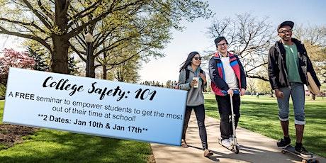 College Student Safety Seminar tickets