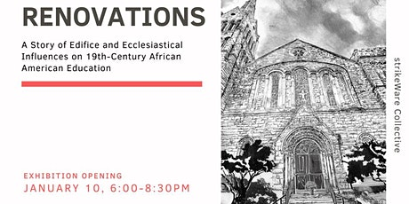 Exhibition Opening: Renovations tickets