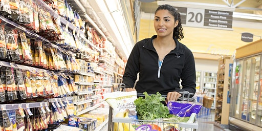 Nutrition Store Tour: Meal Solutions