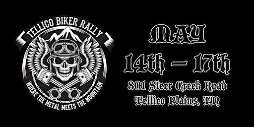Tellico Biker Rally 2020
