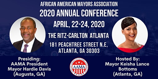 African American Mayors Association (AAMA): 2020 Annual Conference