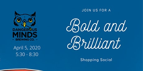 Bold & Brilliant Shopping Social tickets