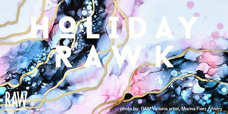 RAW Artists Cleveland presents Holiday RAWk 2019 tickets