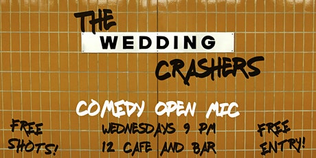 The Wedding Crashers - English Comedy #2 tickets