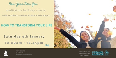 How to Transform Your Life tickets