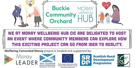Buckie Community Orchard, Thursday 16th January 2020, Fishermens Hall, Buckie tickets