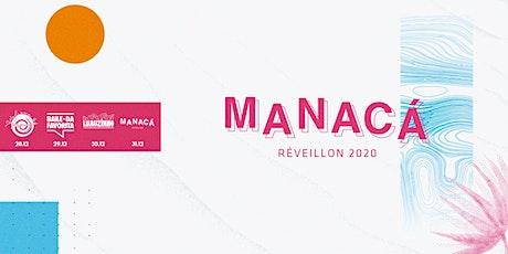 [TRANSFER IDA E VOLTA] - RÉVEILLON MANACÁ 2020 - Litoral Norte SP ingressos