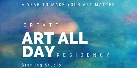 ART ALL DAY residency tickets