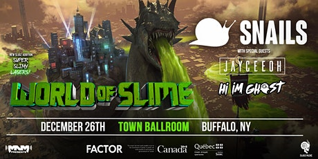 Snails: World Of Slime tickets