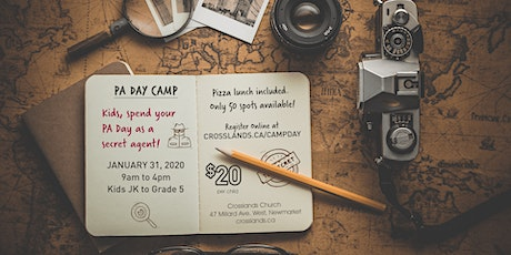 PA Day Camp - Crosslands Church tickets
