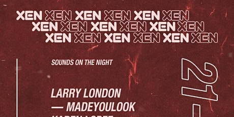 XENSOUNDS - Xmas Special tickets
