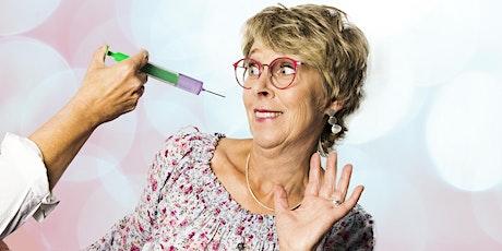 """Mädelsabend - mit Bibi Maaß """"Botox ist auch keine Lösung"""" Tickets"""