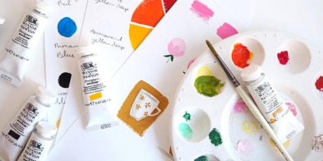 Introduction to Gouache Workshop tickets