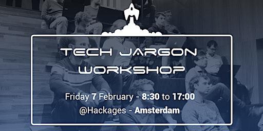 Tech Jargon Game Workshop