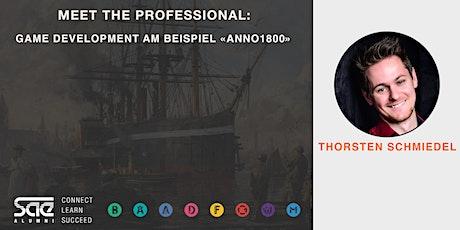Meet the Professional - mit Thorsten Schmiedel tickets