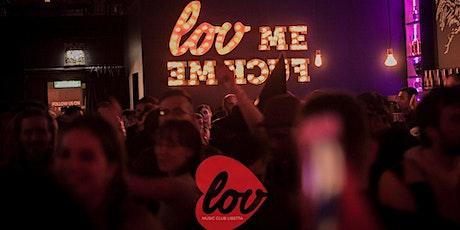 Capodanno 2020 - LOV Music Club - Via Libetta biglietti