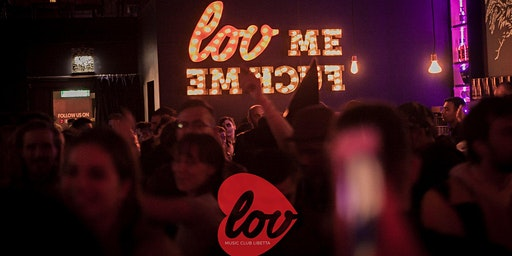 Capodanno 2020 - LOV Music Club - Via Libetta