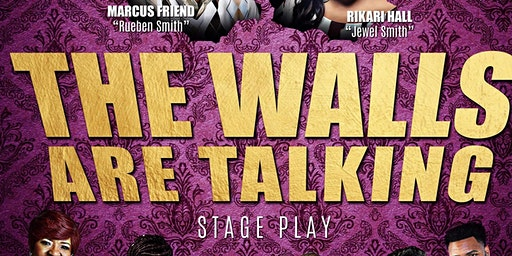 Stage Play: The Walls Are Talking Part 1 - Live Recording