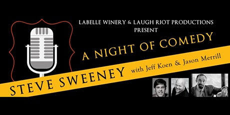 Night of Comedy with Steve Sweeney tickets